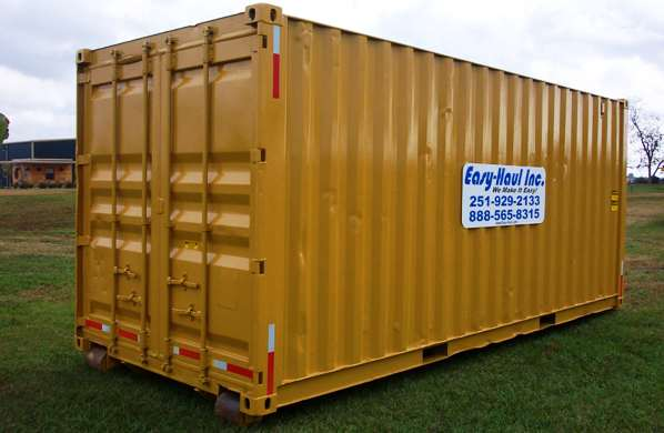 Job Site / Storage Container