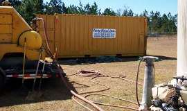 20' Job Site Storage Container