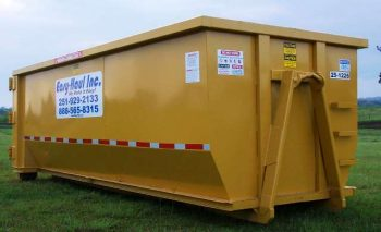 Roll Off Dumpster Rental Mobile AL