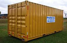 Job Site Storage Container