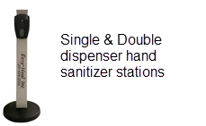 Sanitizer Stations